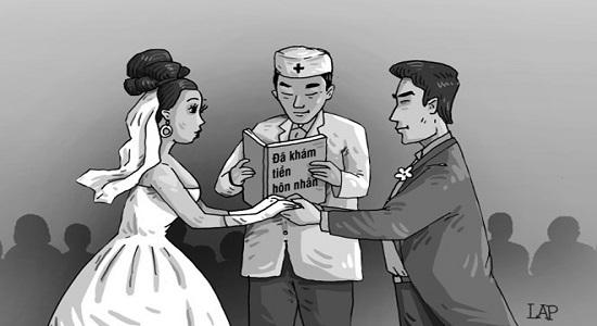 Tại sao phải khám sức khỏe tiền hôn nhân